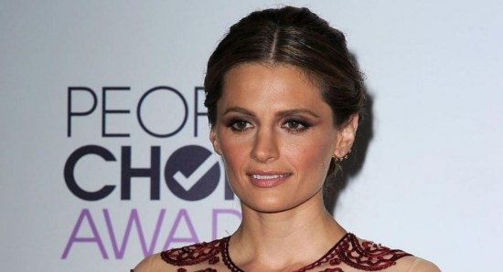 Stana Katic at People's Choice Awards