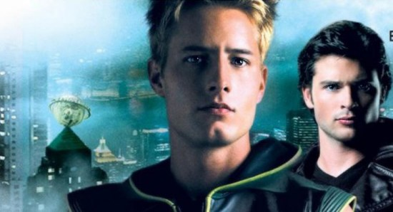 Justin Hartley played Green Arrow in Smallville