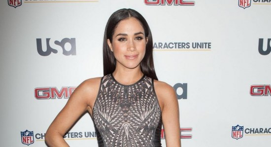 Meghan Markle looking great at NFL event