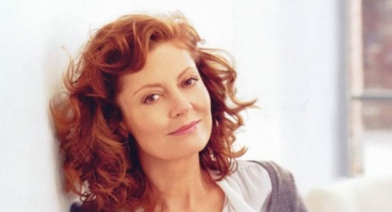 Susan Sarandon is currently promoting 'Tammy'