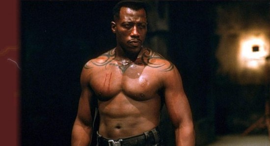 Wesley Snipes will also appear