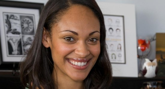 Cynthia Addai-Robinson also appears in the movie