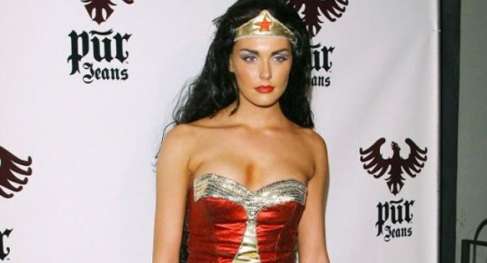 Taylor Cole as Wonder Woman