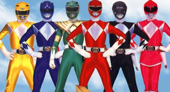 A new Power Rangers movie is being made