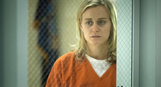 Taylor Schilling is Orange is the New Black