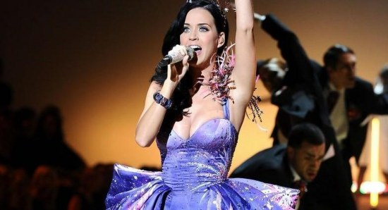 Katy Perry dated Diplo for a while