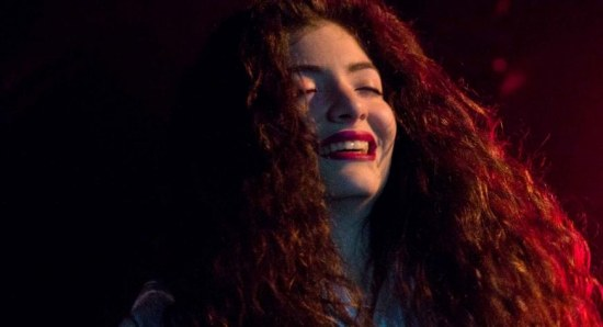 Lorde is a star on the rise