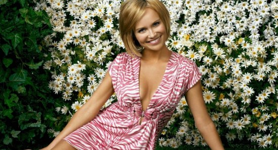 Kristin Chenoweth is also in the film