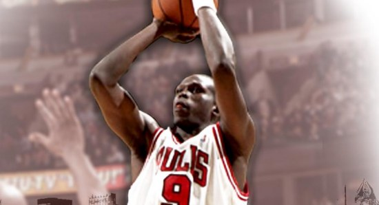 Luol Deng has been impressive