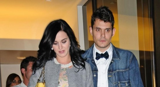 Katy Perry and John Mayer on a date in LA
