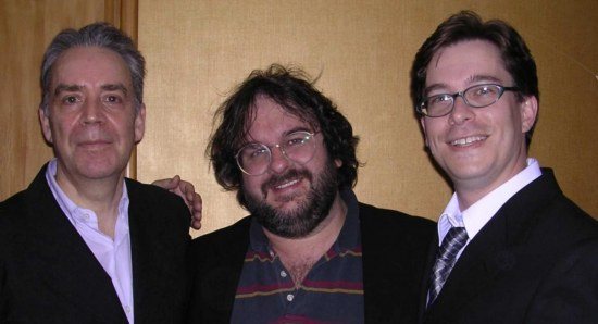Howard Shore scored Lord of the Rings trilogy