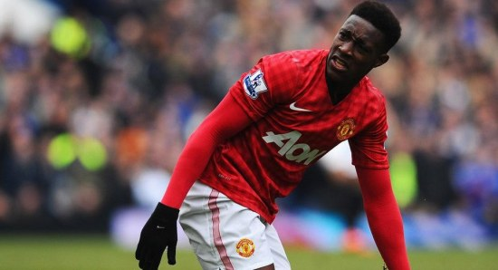 Danny Welbeck left Manchester United for Arsenal