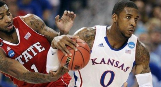 Thomas Robinson as star player in college
