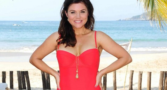 Tiffani Thiessen loves to cook