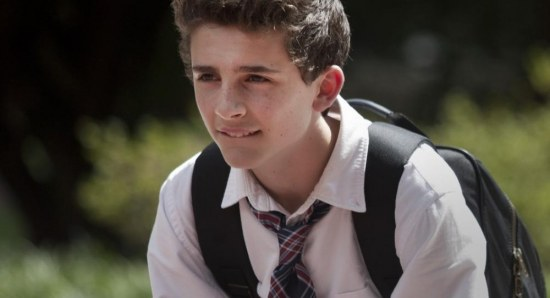 Timothee Chalamet could play high school Peter Parker