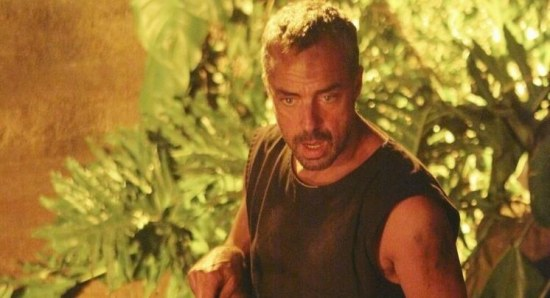 Titus Welliver starred in Lost