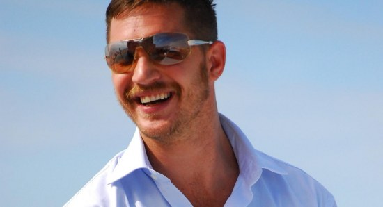 Tom Hardy plays Mad Max