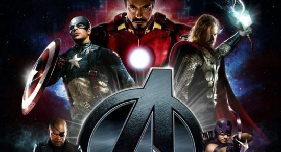 The Avengers movie poster