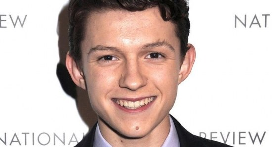 Tom Holland will play the role