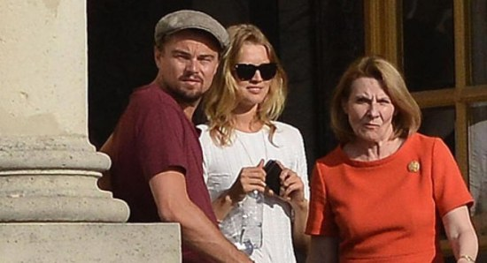 Toni Garrn and Leonardo DiCaprio have been dating for a year