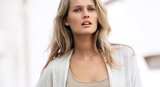 Toni Garrn is making the move into acting