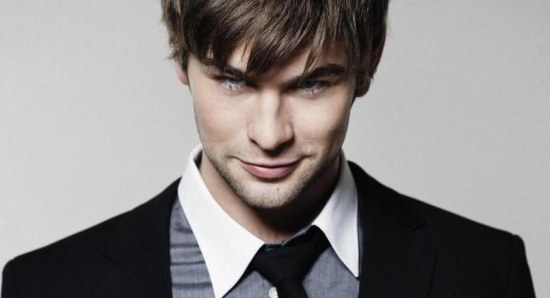 Could you see Chace Crawford as Christian Grey?