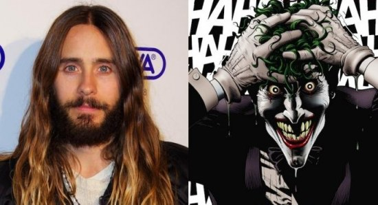 Top 10 Batman villains to face Ben Affleck's Bruce Wayne: No.10 - Jared Leto as The Joker