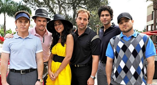 Entourage is coming to the big screen