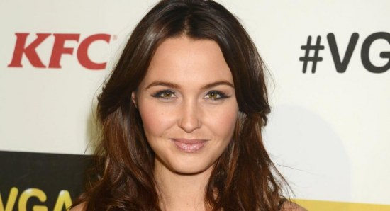 Camilla Luddington would love to play the role