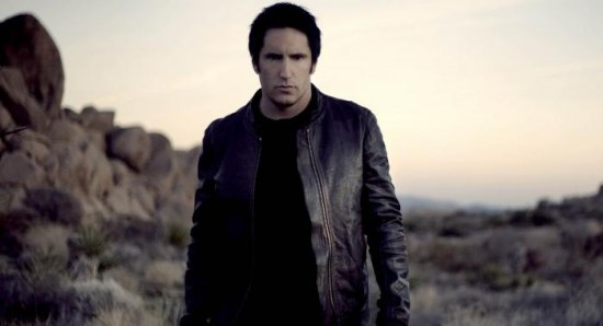 Trent Reznor in a Nine Inch Nails music video