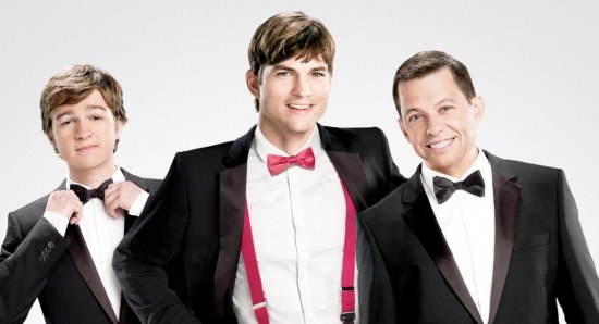 The new Two and a Half Men line up