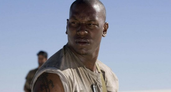 Tyrese Gibson is in the running