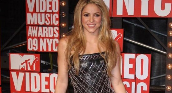 Shakira has been impressing on the show