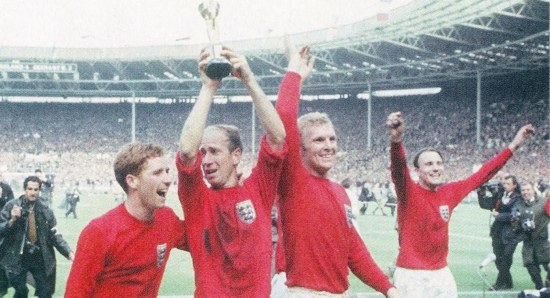 Bobby Charlton has the most England goals