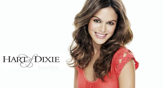 Rachel Bilson stars in Hart of Dixie