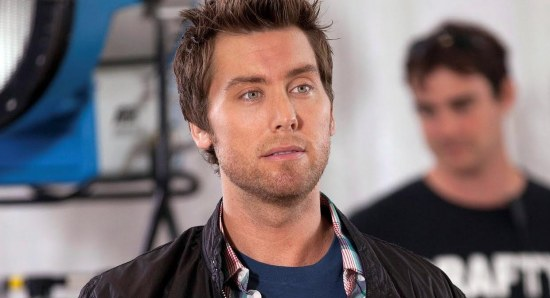 Lance Bass says one of them is gay