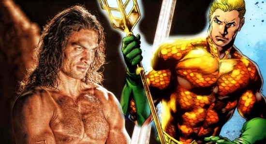 Jason Momoa is the new big screen Aquaman