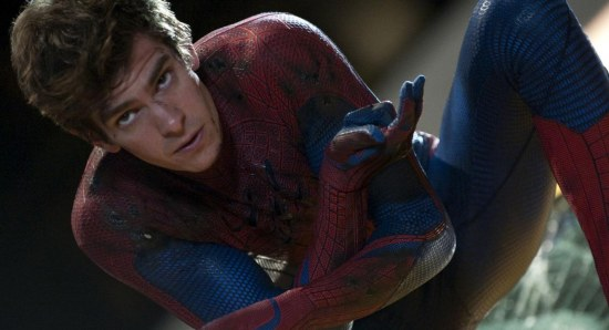 Andrew Garfield is the current Spider-Man