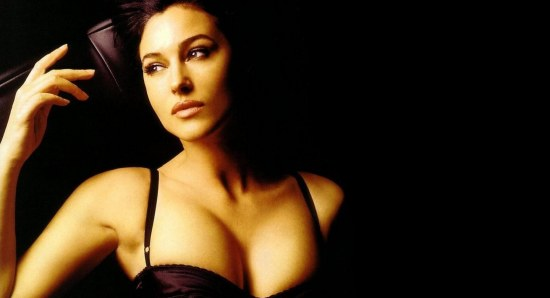 Monica Bellucci is a talented star