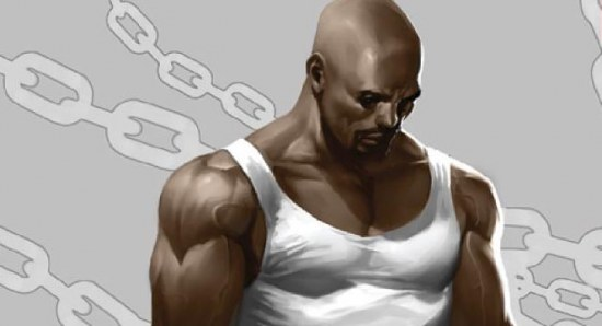 Luke Cage is coming to the small screen