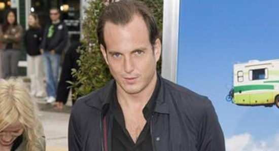 Will Arnett is also in the movie