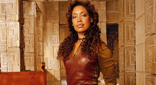 Gina Torres has been a long time fans favourite