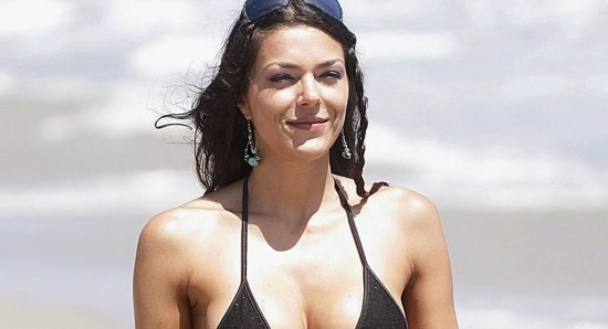 Adrianne Curry was linked to the role