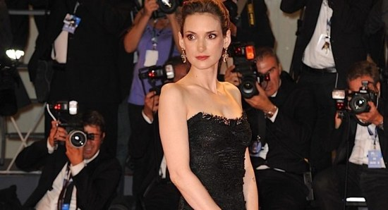 Winona Ryder pulled out of the role