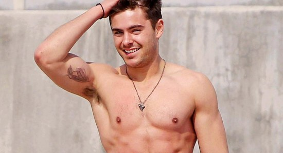 Zac Efron was fancied for a role