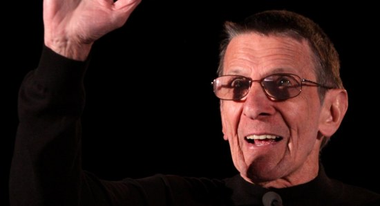 Leonard Nimoy was a great Spock