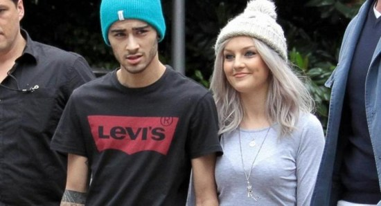 Zayn Malik is engaged to Perrie Edwards