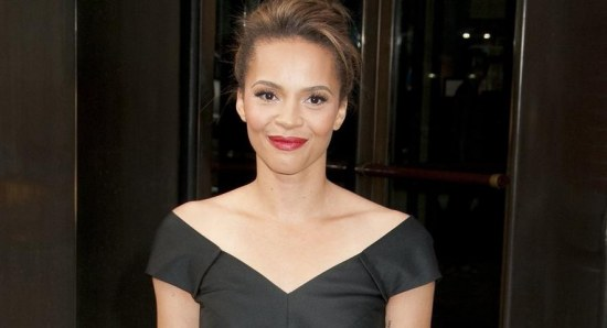 Carmen Ejogo is also in the show