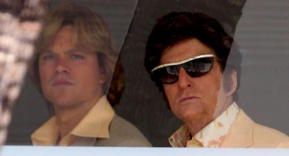 'Behind the Candelabra' with Michael Douglas and Matt Damon was 'too gay' for studios