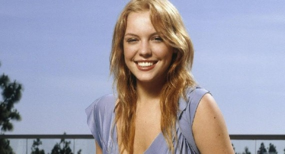 Agnes Bruckner opens up about playing Anna Nicole Smith in recent movie